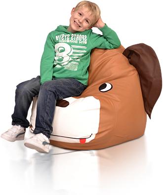 Dětský sedací vak Pejsek