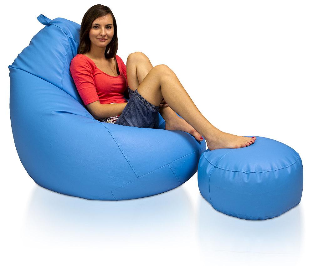 Sedací vak Comfort XXL sestava Relax