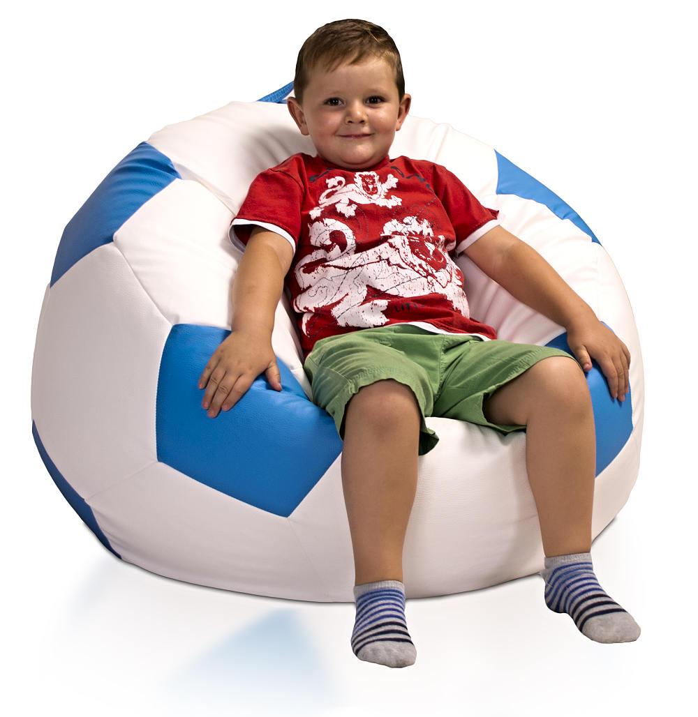Sedací vak Fotbalový Míč XL Relax
