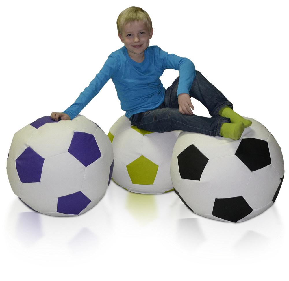 Sedací vak Fotbalový Míč L Relax