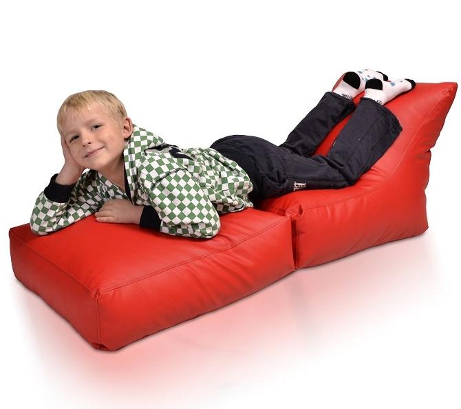 Dětský sedací vak Rozkládací Křeslo XXL Relax